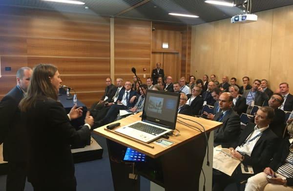 Plénière des Assises de la Sécurité par Julien Stern