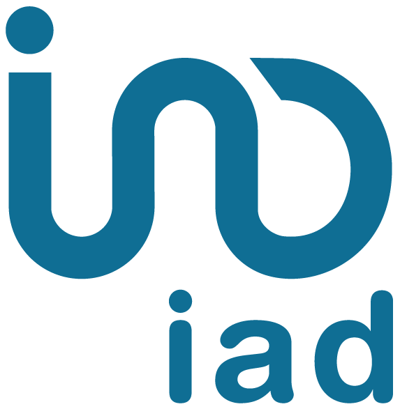 iad logo reseau mandataires immobilier france