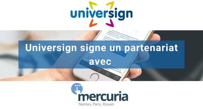 universign signe un partenariat avec mercuria 5